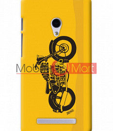 Fancy 3D Royal Enfield Mobile Cover For Asus Zenphone 6