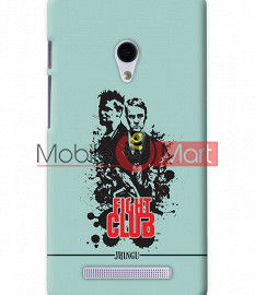 Fancy 3D Fight Club Mobile Cover For Asus Zenphone 6