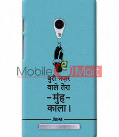 Fancy 3D Buri Nazar Mobile Cover For Asus Zenphone 6