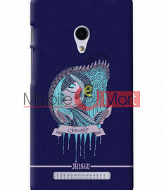 Fancy 3D Warrior Princess Mobile Cover For Asus Zenphone 6