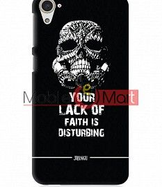 Fancy 3D Darth Vader Mobile Cover For HTC Desire 826