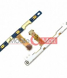 Power On Off Volume Button Key Flex Cable For Sony Xperia SP C5302