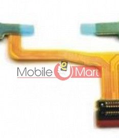 Power On Off Volume Button Key Flex Cable For Sony Xperia ZL