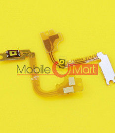 Power On Off Volume Button Key Flex Cable For Oppo R827
