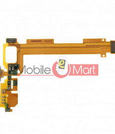 Charging Connector Port Flex Cable For Vivo Y66