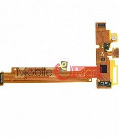Charging Connector Port Flex Cable For Vivo Y22