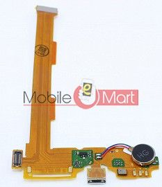 Charging Connector Port Flex Cable For Vivo v1 max