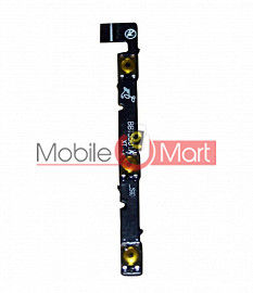 Power On Off Volume Button Key Flex Cable For Gionee M2