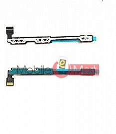 Power On Off Volume Button Key Flex Cable For Lenovo Vibe K4 Note