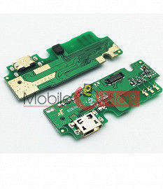 Charging Connector Port Flex Cable For Lenovo K6 Note