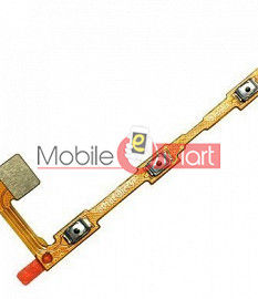 Power On Off Volume Button Key Flex Cable For Xiaomi Mi A1