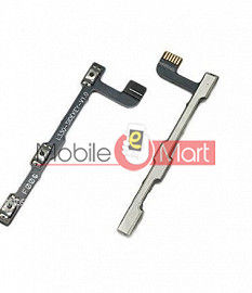 Power On Off Volume Button Key Flex Cable For Motorola Moto E3