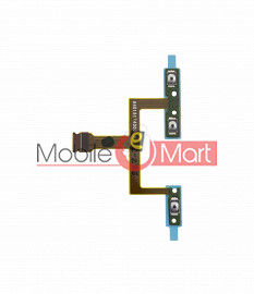 Power On Off Volume Button Key Flex Cable For Motorola Moto X