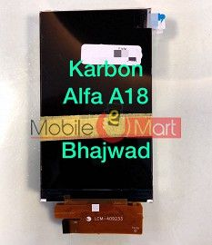 Lcd Display Screen For Karbonn Alfa A18