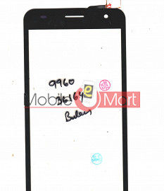 Touch Screen Digitizer For Swipe Konnect 5.1