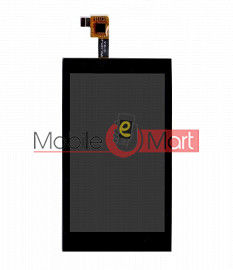 Lcd Display With Touch Screen Digitizer Panel For Lava Iris 405 Plus