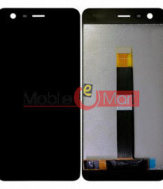 Lcd Display With Touch Screen Digitizer Panel For Nokia  2
