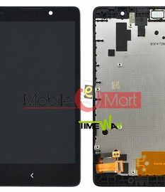Lcd Display With Touch Screen Digitizer Panel For Nokia X