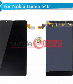 Lcd Display With Touch Screen Digitizer Panel For Nokia Lumia 540