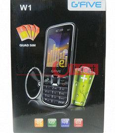 Gfive W1 Dual Sim  Mobile Phone