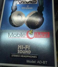 Vivo AD-BT Wireless Headphone