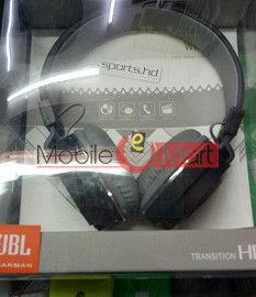 JBL SH-12 wireless/ Bluetooth Headphone