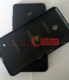 Millenium Back Battery Door Panel For Nokia Lumia 630 Housing Cover Black