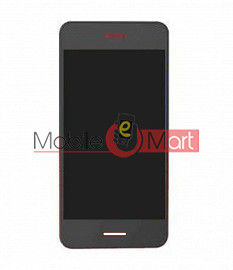 Lcd Display With Touch Screen Digitizer Panel For Spice F301