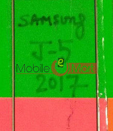 Touch Screen Glass For Samsung Galaxy J5 2017