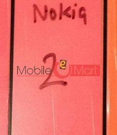 Touch Screen Glass For Nokia 2
