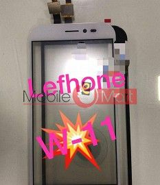 Touch Screen Digitizer For Lephone W11