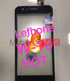 Touch Screen Digitizer For  Lephone W10