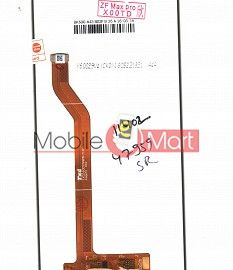 Lcd Display With Touch Screen Digitizer Panel For Asus Zenfone Max Pro (M1)
