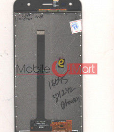 Lcd Display With Touch Screen Digitizer Panel For Comio C2 Lite