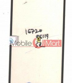 Touch Screen Digitizer For Micromax Canvas Mega 4G Q417