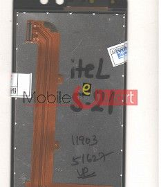 Lcd Display With Touch Screen Digitizer Panel For  Itel S21