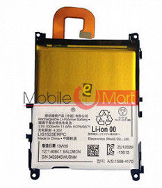 Mobile Battery For Sony Xperia Z1