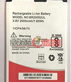 Ajah Mobile Battery For Intex Aqua Lions 4G