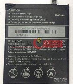 Mobile Battery For Micromax Canvas 5 E481