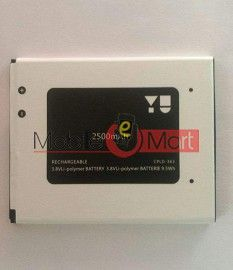 Mobile Battery For Micromax Yu Yureka Yu5510