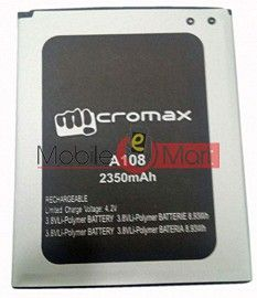 Mobile Battery For Micromax Canvas L A108