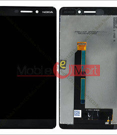 Lcd Display With Touch Screen Digitizer Panel For Nokia 6.1