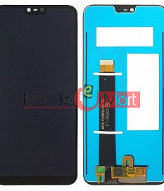 Lcd Display With Touch Screen Digitizer Panel For Nokia 6.1 Plus