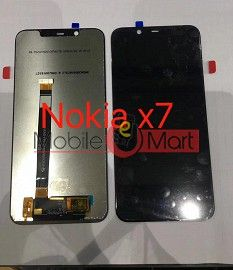 Lcd Display With Touch Screen Digitizer Panel For Nokia X7