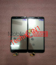 Touch Screen Digitizer For Tecno In1
