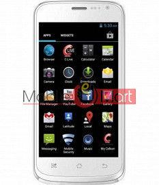 Lcd Display Screen For Celkon AR45