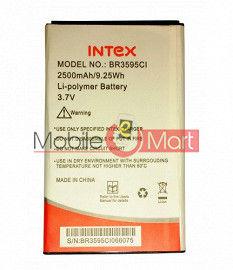 Mobile Battery For Intex Aqua Lions 3G