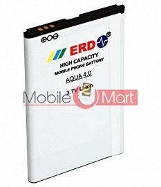 Mobile Battery For Intex Aqua 4.0