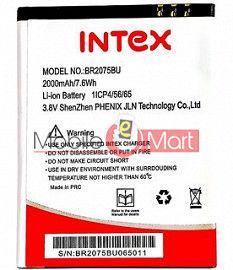Mobile Battery For Intex Aqua Pro 4G