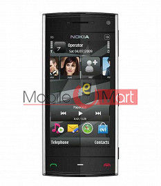 Touch Screen Glass For Nokia X6